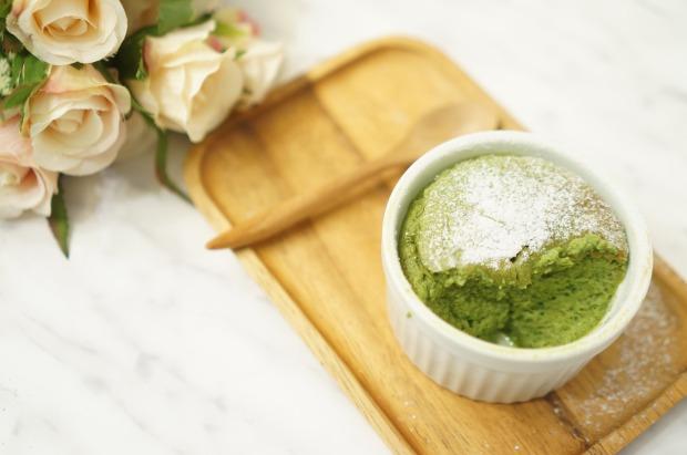 baking-greentea-souffle-recipe