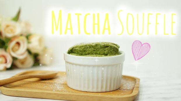 matcha-souffle-recipe-desserts