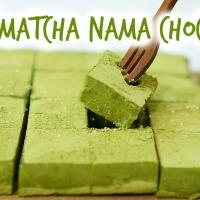 [Royce'] Matcha Nama Chocolate