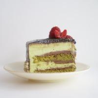 Matcha Truffle Cake