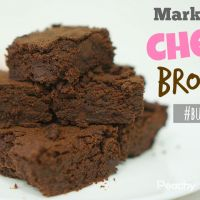 [Market O] Chewy Brownies