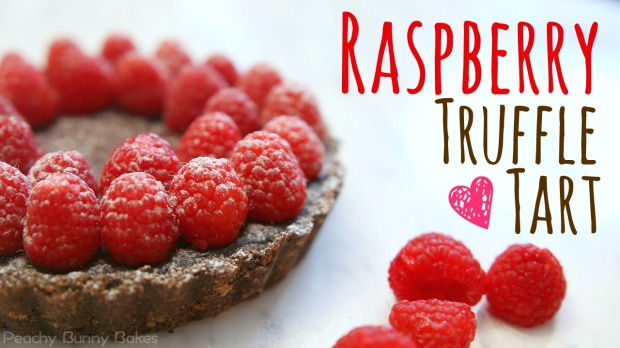 raspberry-truffle-tart-recipe