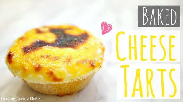 baked-cheese-tart-recipe