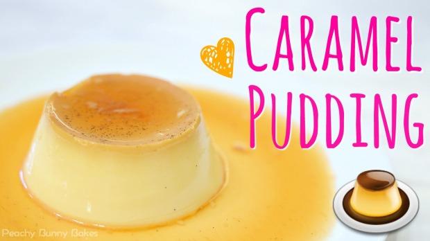 caramel-pudding-recipe-japanese
